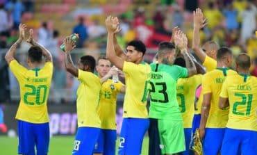Argentina coach upbeat despite defeat to Brazil