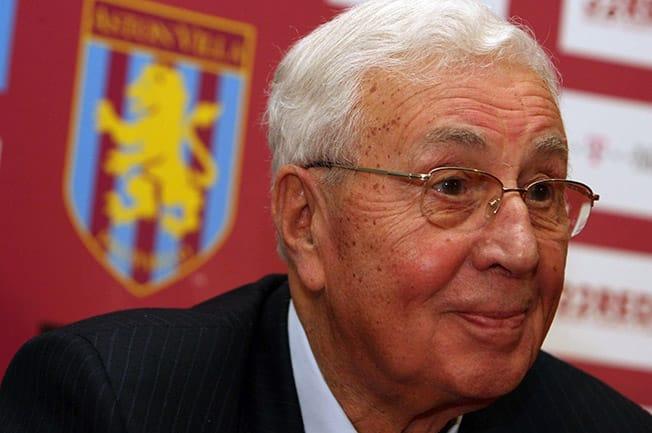 Former Villa chairman Ellis dies