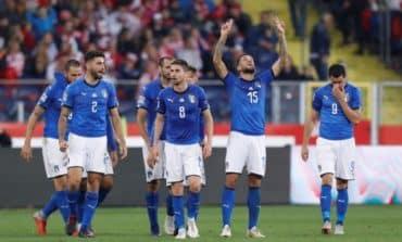 Despair turns to optimism as Mancini's Italy take shape