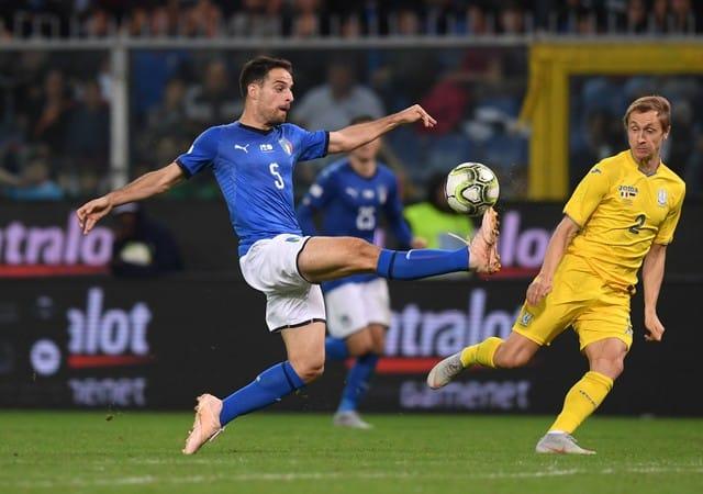 Italy held by Ukraine despite promising first half
