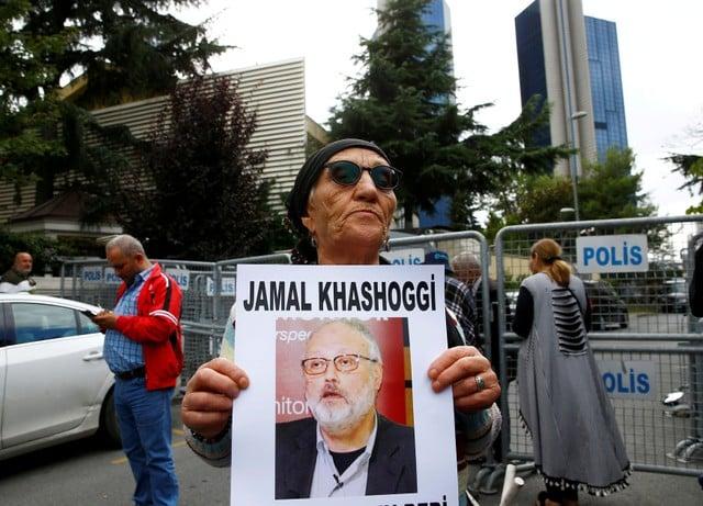 Media companies, executives drop out of Saudi event over Khashoggi disappearance