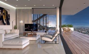 Pafilia expands its impressive portfolio in Limassol with the stunning Vetro Suites and Amathos Residences