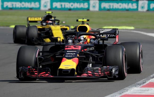 Verstappen fastest despite Mexico practice problem
