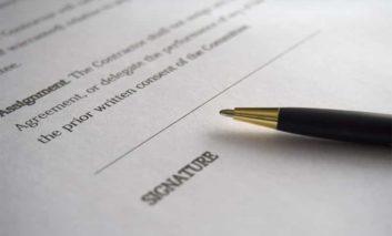 Invalid tenancy agreement