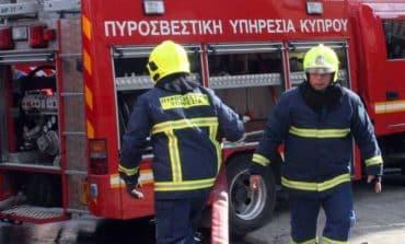 Fire damages restaurant in Mazotos