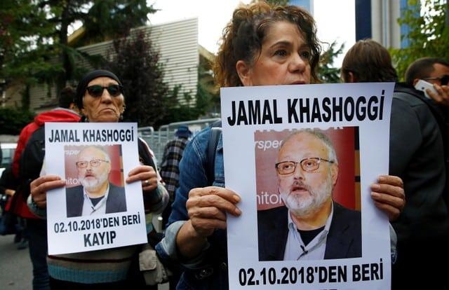 Fate of Saudi journalist tests U.S.-Saudi relationship (V)