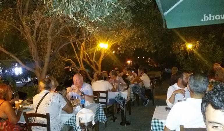 Restaurant Review: Ta Perix, Paphos