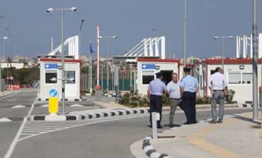 Dherynia crossing photo gallery