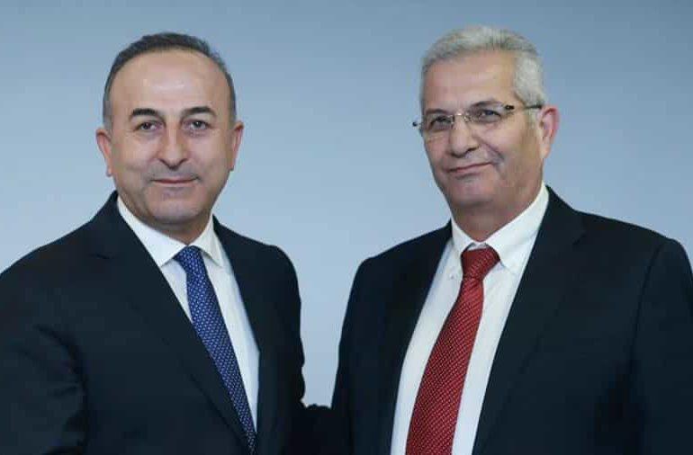Kyprianou keeps own counsel after Cavusoglu dinner