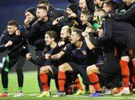 Jedvaj double gives Croatia dramatic 3-2 win over Spain