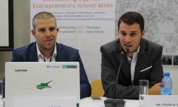 Bicommunal start-up leading the way