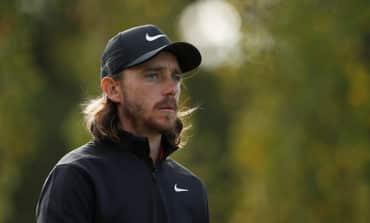Fleetwood admits his victory chances in Dubai are slim