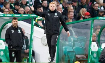 Lennon wants Hearts fan who hit him with coin to be 'humiliated'