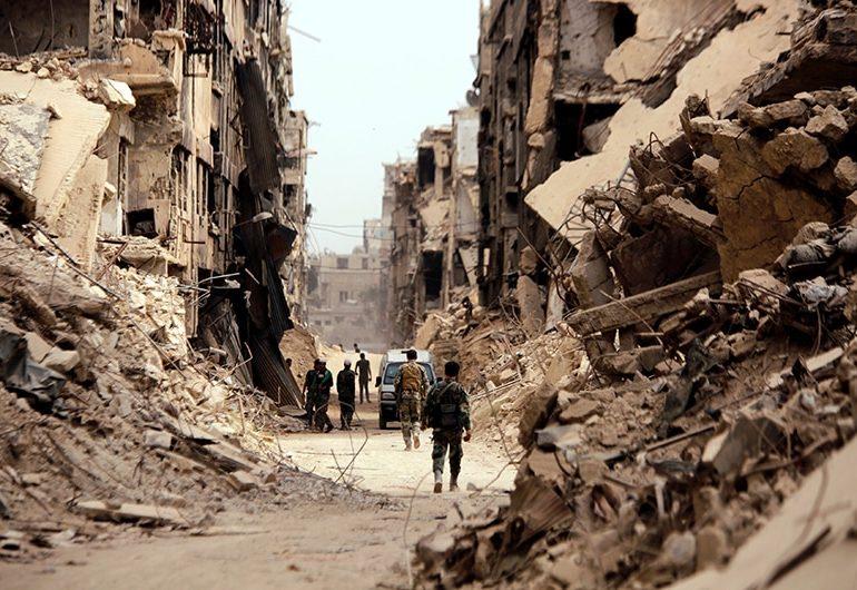 UN still sees big risks in Syria, despite a lull in northwest