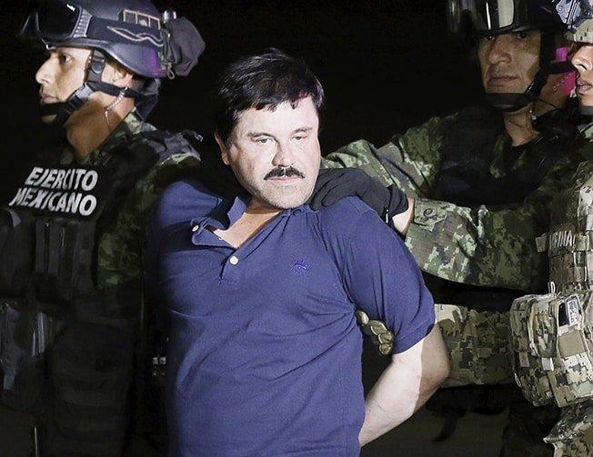 Jury chosen for US trial of Mexico's 'El Chapo'
