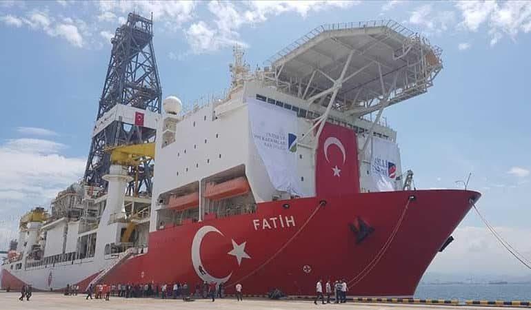 Second drillship for Turkish gas exploration