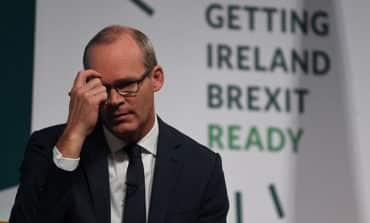 Ireland says UK cannot unilaterally scrap border backstop