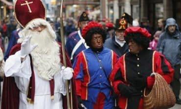 """Festive fun or racism? Dutch """"Black Pete"""" row gets violent"""