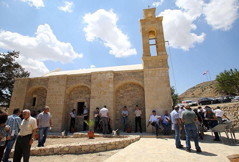 Maronite future under threat