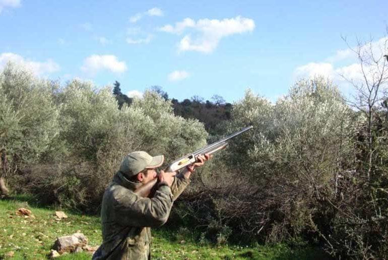 Hunting trip narrowly avoids tragedy