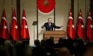 At tense Ankara news conference, EU rebukes Turkey over detentions