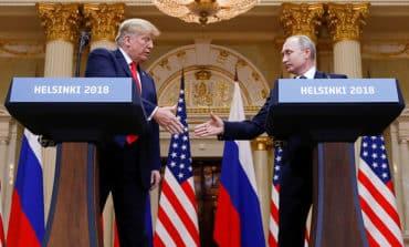 Putin defiant on Ukraine crisis despite Trump summit talks threat