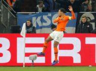 I wished him strength - Van Dijk consoles ref after match