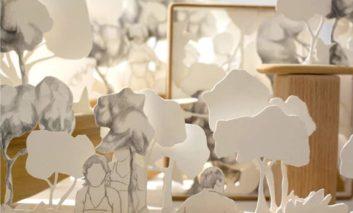 An exhibition that reverses landscapes