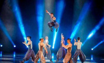 Upcoming show puts the art into martial art