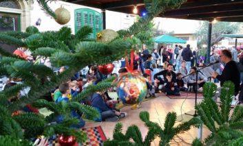 Festive fayres continue into December