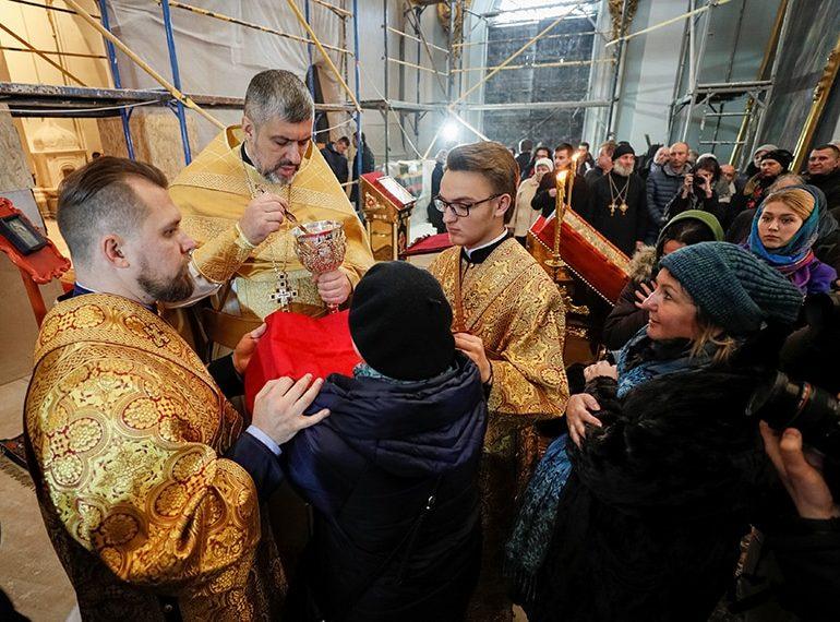 'Devil's work' as Ukrainian Church prepares split with Russia