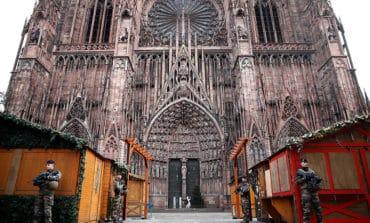 Strasbourg shooting suspect cried out 'Allahu Akbar'