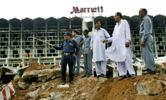 BA to resume Pakistan flights decade after hotel bombing