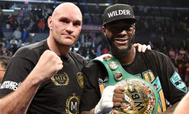 WBC sanctions Fury vs Wilder rematch