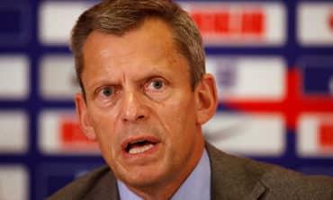 English FA chief executive Glenn resigns