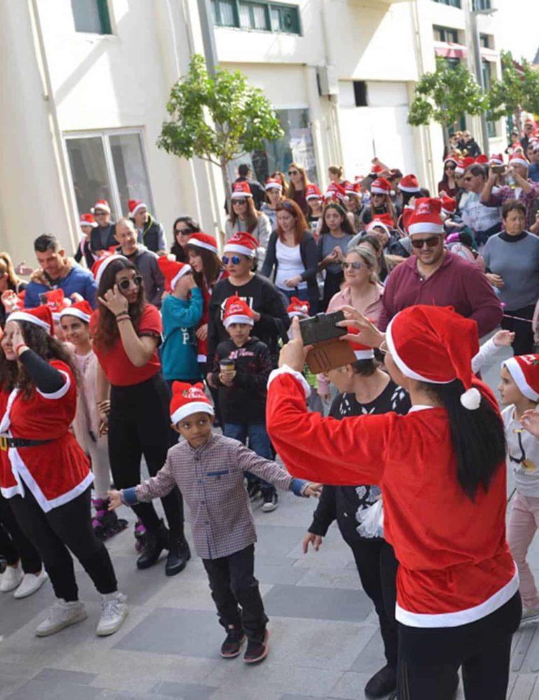 Paphos Santa Run and Christmas Village this weekend