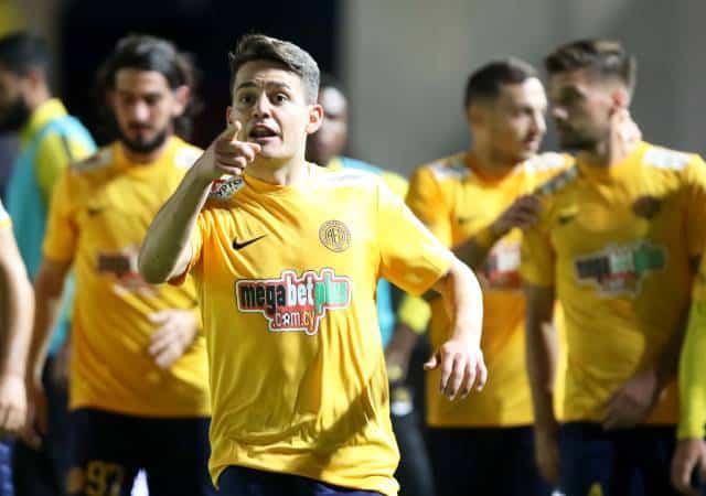 AEL reclaim top spot in Cyprus championship