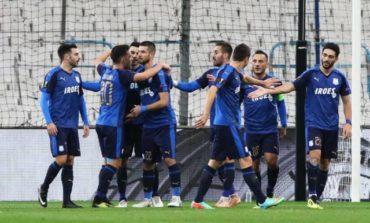 Apollon enjoy great win in Marseille
