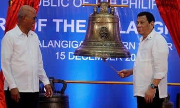 U.S. returns bells looted after Philippine wartime massacre