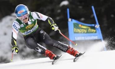 Shiffrin emotional over bittersweet slalom record