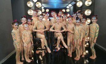 Cyprus dancers in Greece's Got Talent final