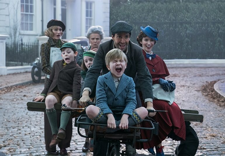 Film review: Mary Poppins Returns **