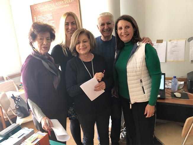 Cyprus Bridge seminar a great success