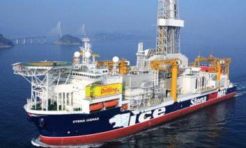 Technical problem delays drilling in block 10