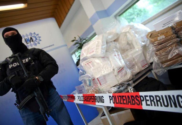 Dozens arrested in European crackdown on Italian mob
