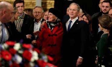 Bush funeral to hark back to 'kinder, gentler' era in US politics