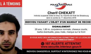 Christmas market gunman evades French police
