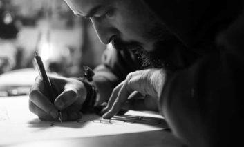 A minute with Andreas Pitsillides Graphic designer & Illustrator