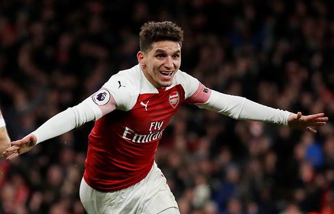 Torreira wins it for Arsenal, Man United stun Fulham