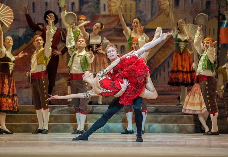 Bolshoi in Don Quixote's shoes
